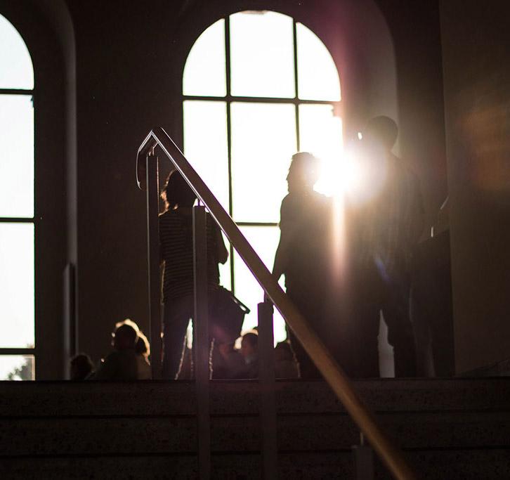 Kuppelsaal_Lichtschein